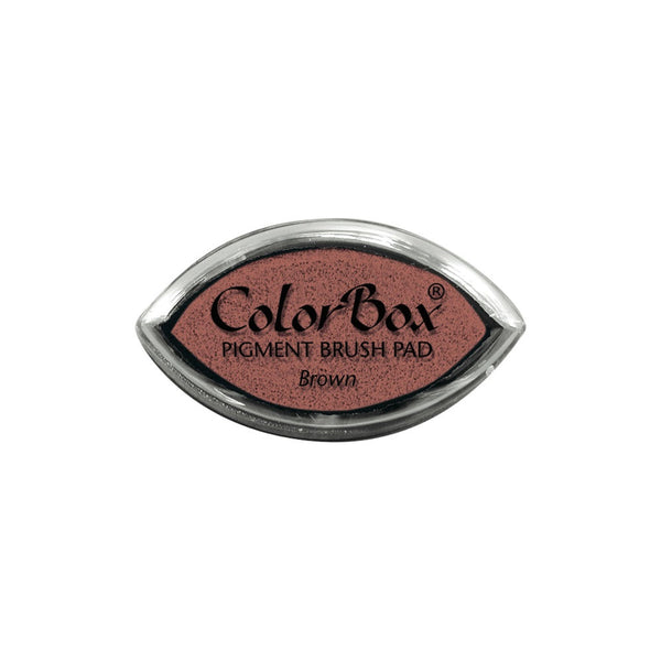 Brown Colorbox cat's eye mini ink pad