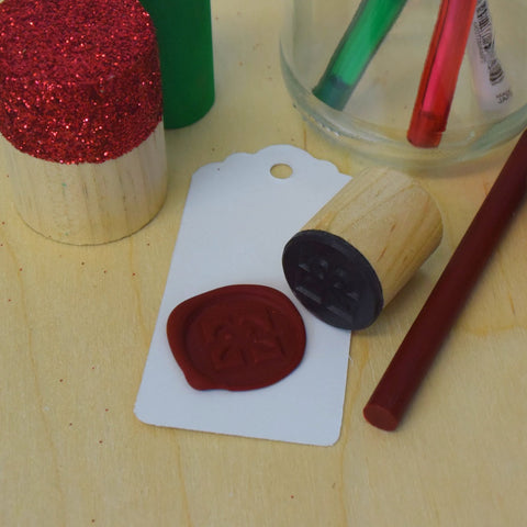 Christmas Gift Wax Seal Stamp