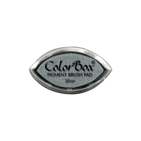 Silver Colorbox cat's eye mini ink pad
