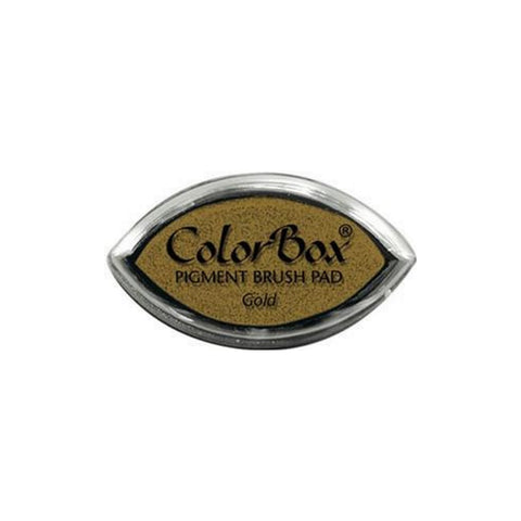 Gold ColorBox Cat's Eye Ink Pad