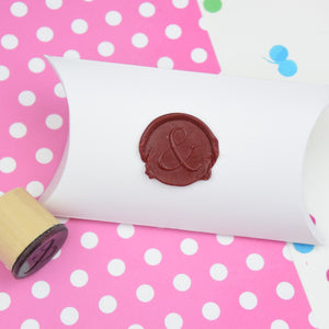 Ampersand Wedding Wax Seal Stamp