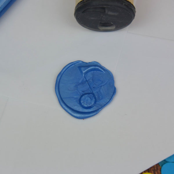 Musical Note Wax Seal Stamp
