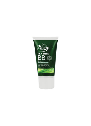 Dr. C. Tuna Tea Tree BB Cream - Medium to Dark (50ml)