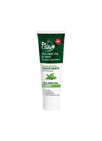 Dr. C. Tuna Tea Tree Oil & Mint Toothpaste (112g)
