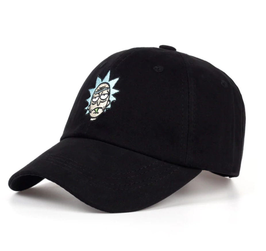 Rick and Morty Dad Hat