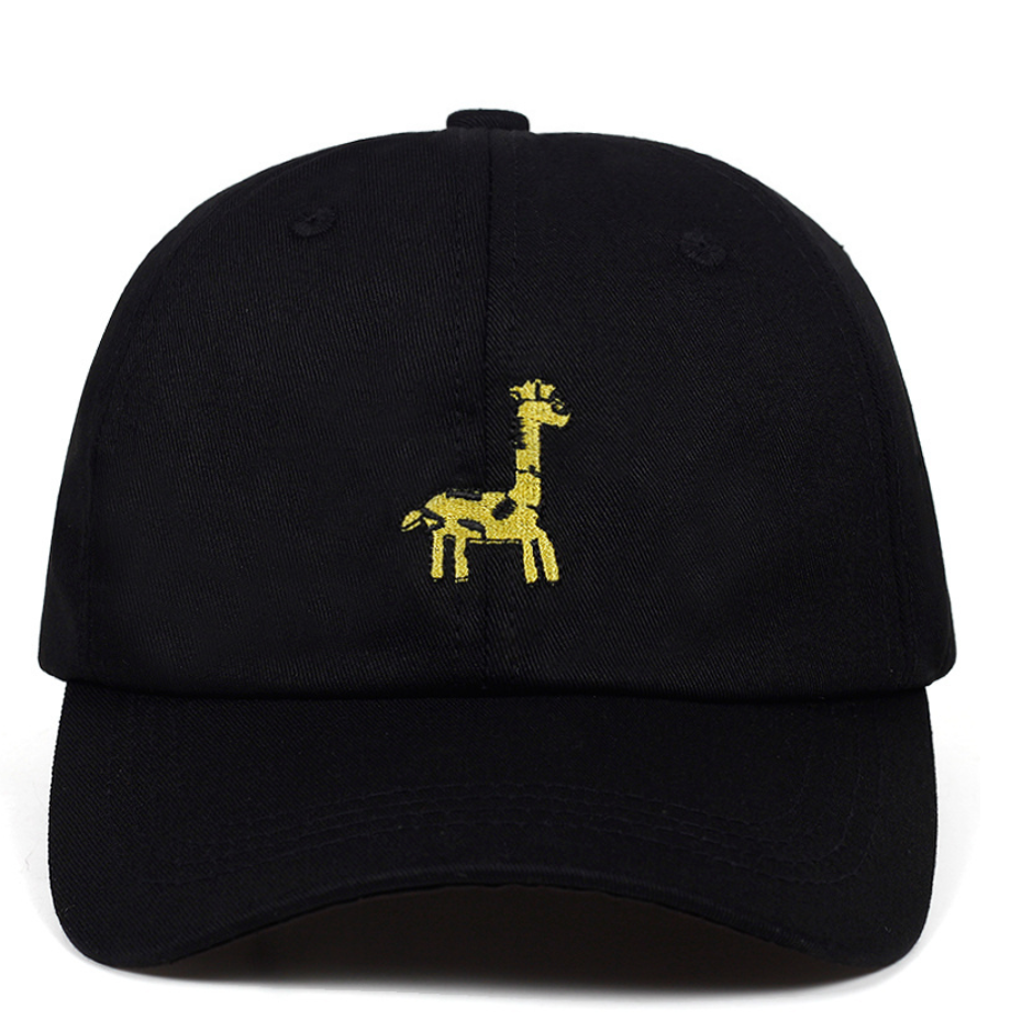 Giraffe Dad Hat