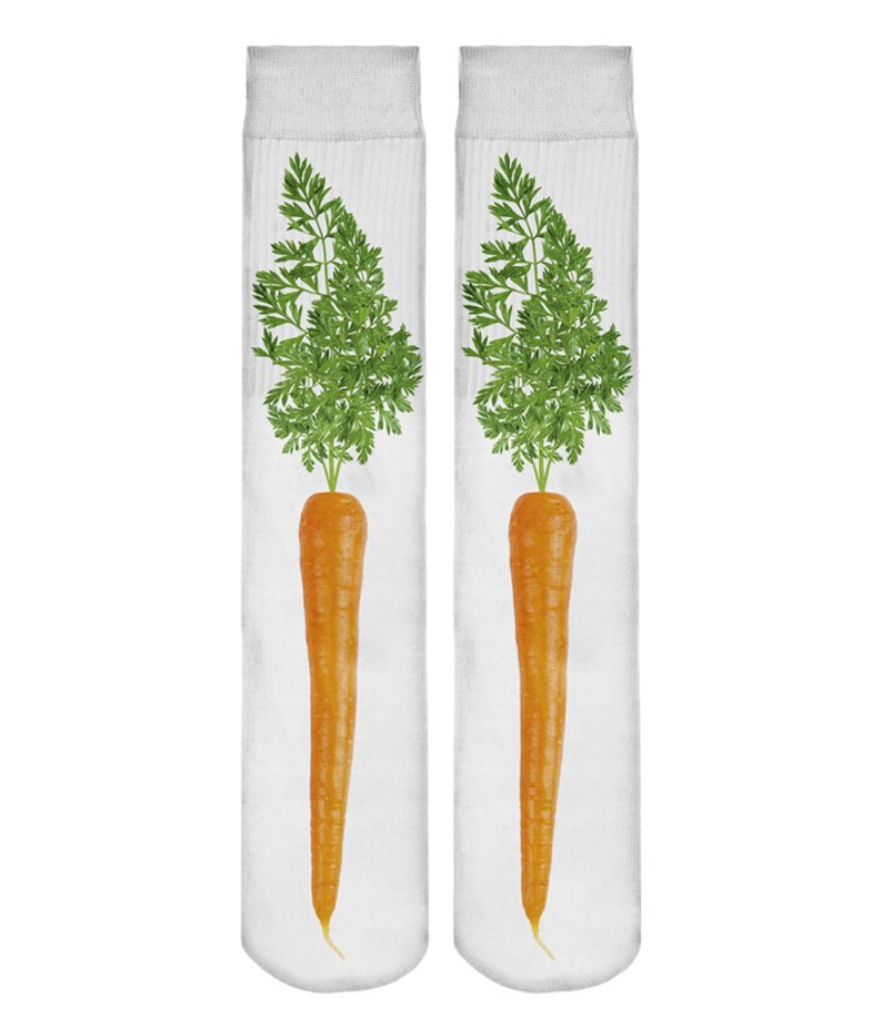 Carrot Socks