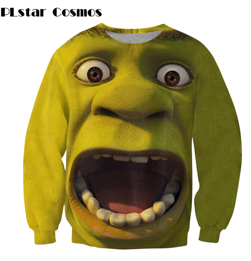 Shrek Crewneck