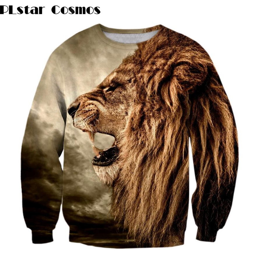 King of the Jungle Crewneck