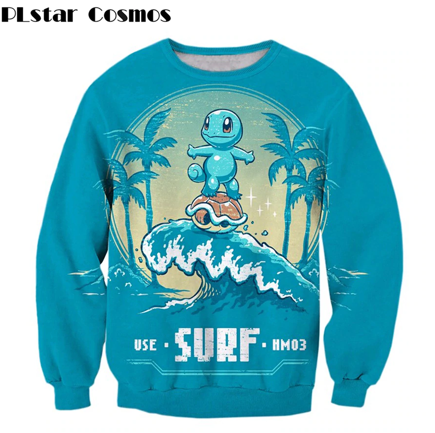 Squirtle Crewneck