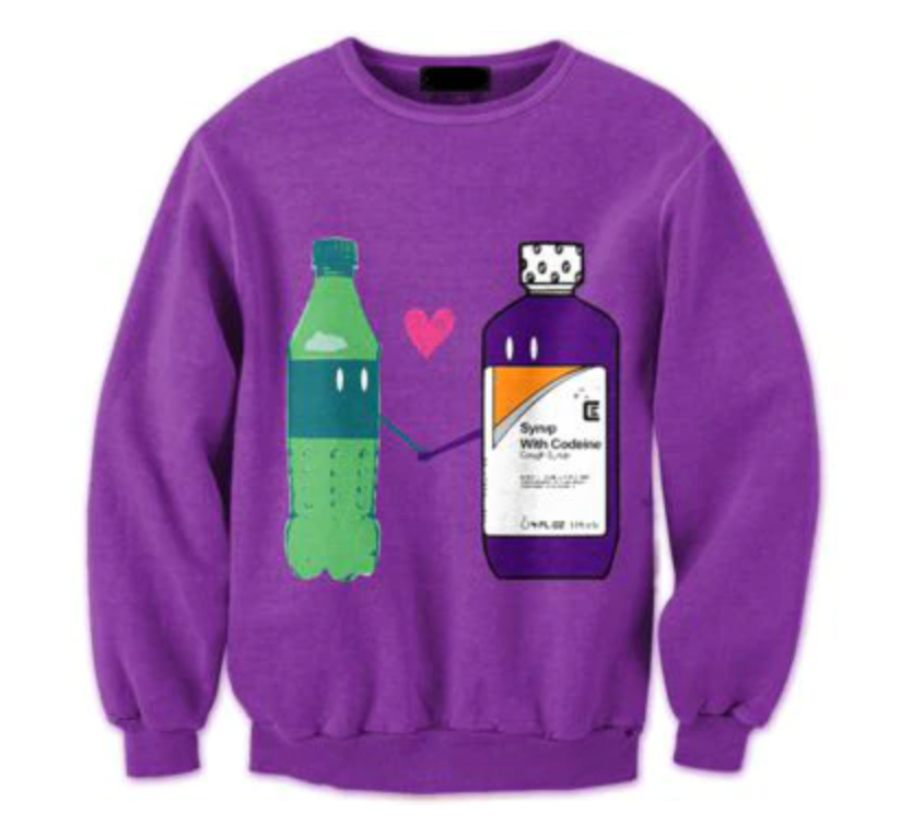 Lean Love Crewneck
