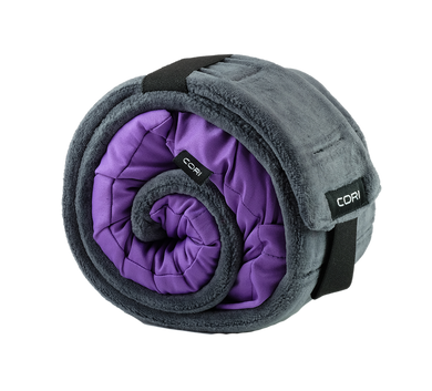 CORI Pillow - Amethyst Purple