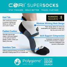 Load image into Gallery viewer, CORI SuperSocks (Buy 3 Get 1 FREE)