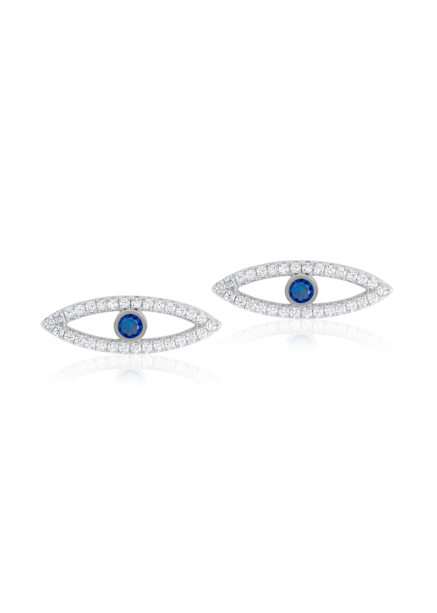 Devil Eye Earrings