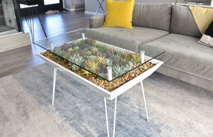 BloomingTables Coffee Table - White