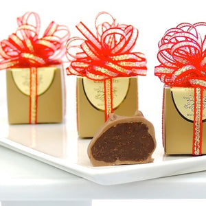 1 Piece Truffle Gift Box - Edelweiss Chocolates