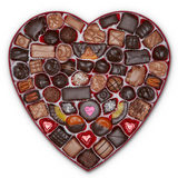 Couture Heart Box (3lb) - Edelweiss Chocolates