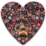 Couture Heart Box (4-5lb) - Edelweiss Chocolates