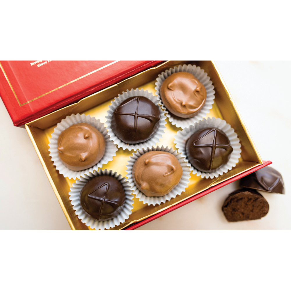 Chocolate Truffle Gift Box - Edelweiss Chocolates