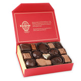 8 oz Assorted Chocolates Gift Box - Gourmet Chocolates handmade in Beverly Hills and Los Angeles since 1942. Only using premium chocolate