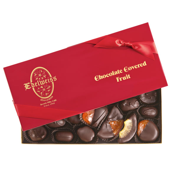 Chocolate Covered Fruits - Edelweiss Chocolates