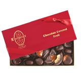 Gourmet Milk and Premium Dark Chocolates Candy Handmade in Los Angeles Beverly Hills Fruit Assortment
