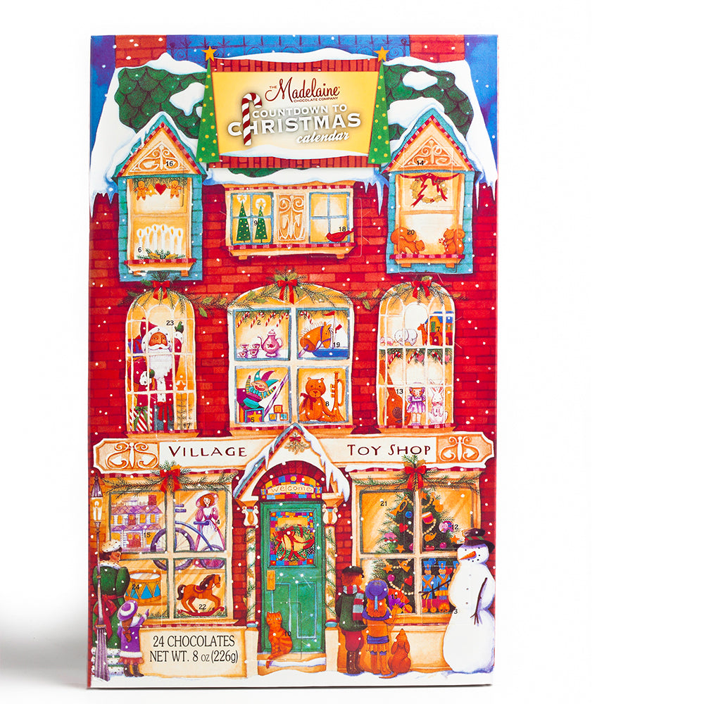 Advent Countdown Calendar - Edelweiss Chocolates