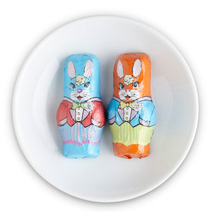 Milk Chocolate Bunnies - Edelweiss Chocolates