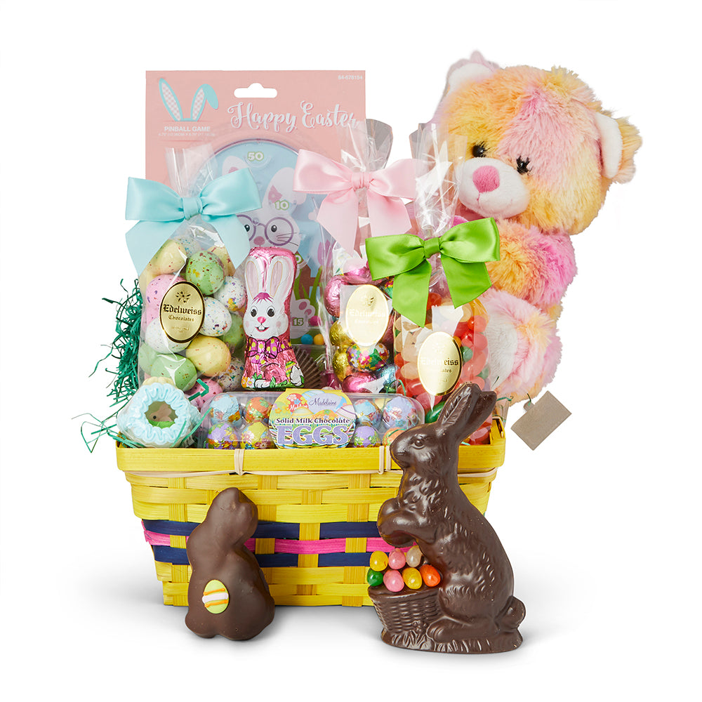 Large Easter Basket - Edelweiss Chocolates