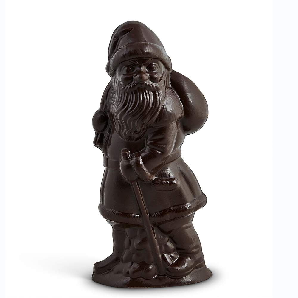 Handmade Chocolate Santa - Edelweiss Chocolates