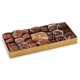 Gourmet Milk and Premium Dark Chocolates Candy Handmade in Los Angeles Beverly Hills Nuts & Chews Assortment