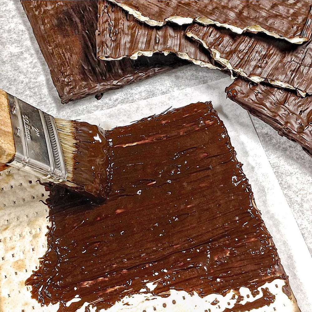 Chocolate Covered Matza Sheets - Edelweiss Chocolates