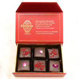 Raspberry & Rose Marshmallow Assortment - Edelweiss Chocolates