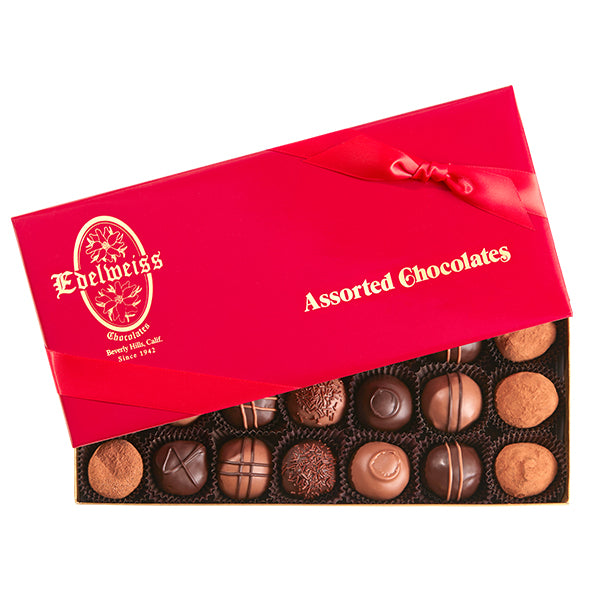 Chocolate covered truffle - Edelweiss Chocolates