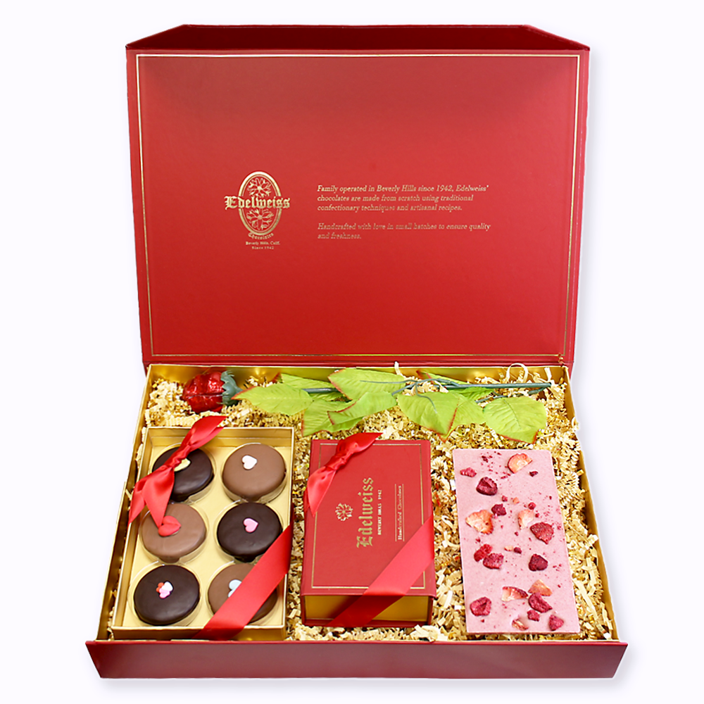 Ultimate Mother's Day Gift Package - Edelweiss Chocolates