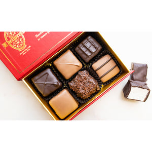 Gourmet Chocolate Marshmallow Assortment - Edelweiss Chocolates