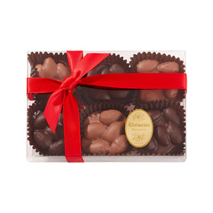 Gourmet Mini Almond Barks Chocolates Candy Handmade in Los Angeles Beverly Hills