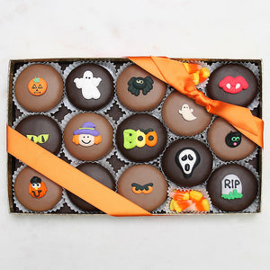 Large Gourmet Chocolate Oreo Box handmade in Beverly Hills / Los Angeles.