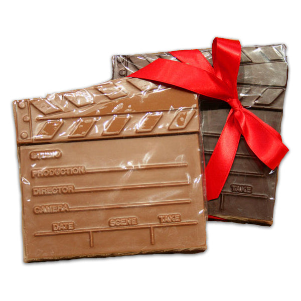 Chocolate Clapboard - Edelweiss Chocolates