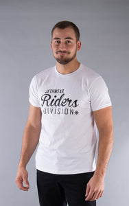 Division Tee White