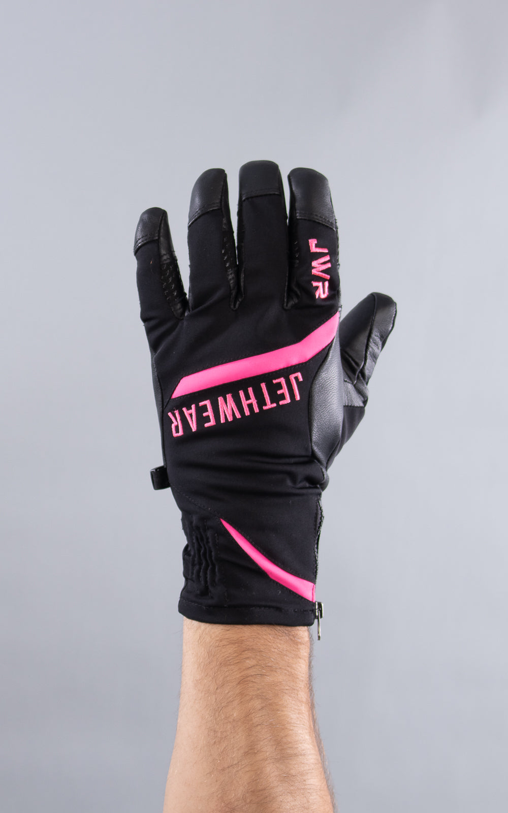 Empire Glove Black/Pink