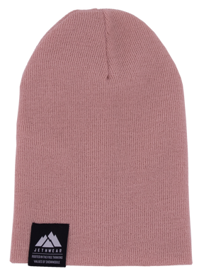 Fold Up Beanie Rose