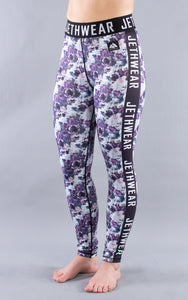 W's Base One Longs Dusky Floral
