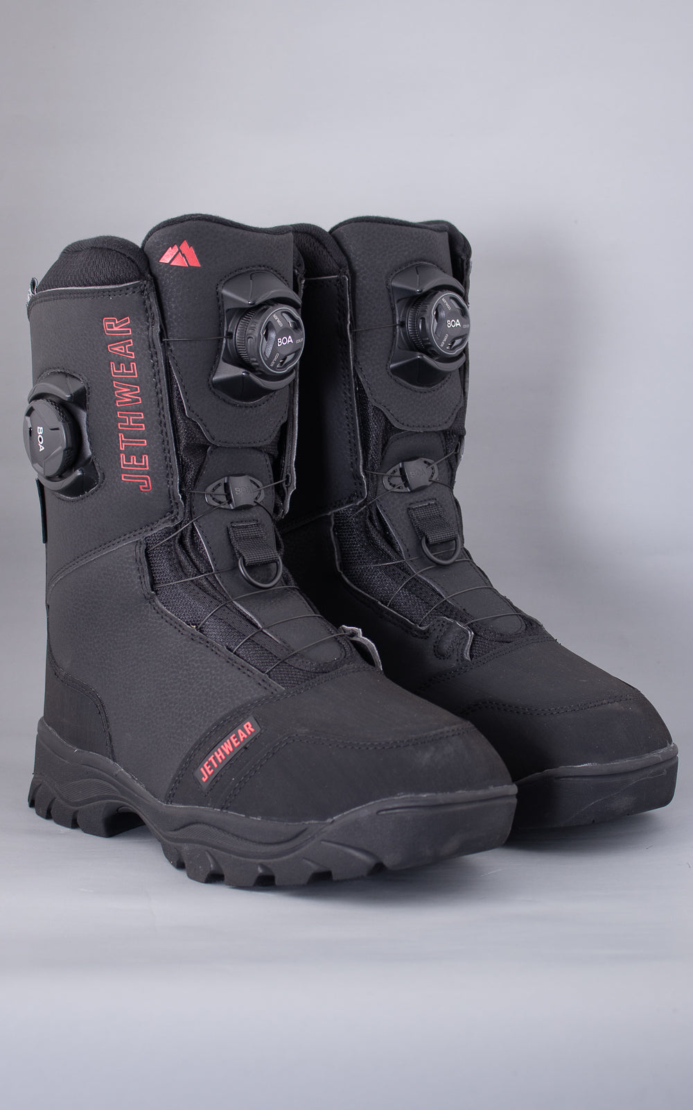 Encore Boot Black/Red