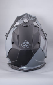 Phase Helmet Black-Grey