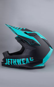 Phase Helmet Black-Mint