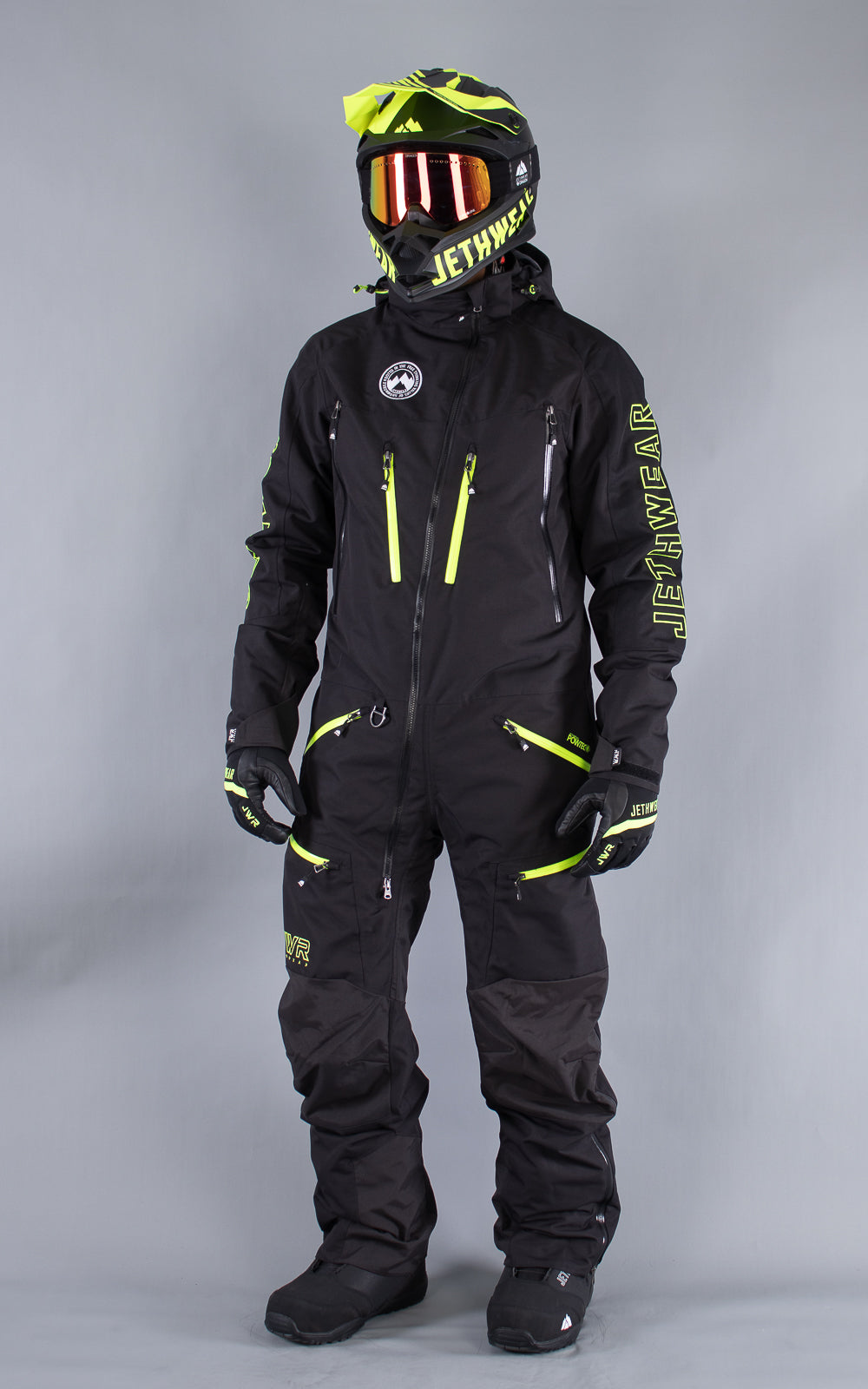M's Freedom Suit Black