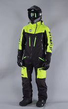 Avaa kuva suurempana, M's Freedom Suit Black-Lime