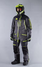 Avaa kuva suurempana, Endurance Suit Black-Grey