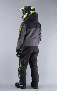 Endurance Suit Black-Grey